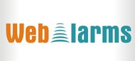 Logo for WebAlarms - Alert services on the web - Entry #156