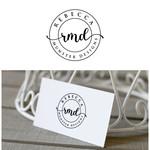 Rebecca Munster Designs (RMD) Logo - Entry #264