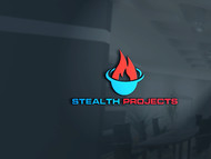 Stealth Projects Logo - Entry #172