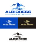 Albidress Financial Logo - Entry #280