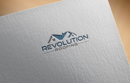 Revolution Roofing Logo - Entry #460