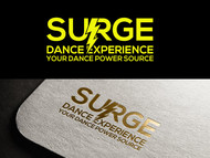SURGE dance experience Logo - Entry #92