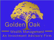 Golden Oak Wealth Management Logo - Entry #203
