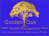 Golden Oak Wealth Management Logo - Entry #203