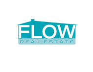 Flow Real Estate Logo - Entry #7