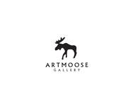 ArtMoose Gallery Logo - Entry #13