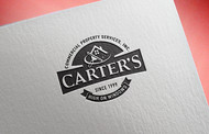 Carter's Commercial Property Services, Inc. Logo - Entry #295