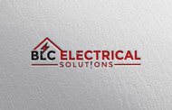 BLC Electrical Solutions Logo - Entry #375