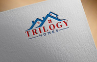 TRILOGY HOMES Logo - Entry #119
