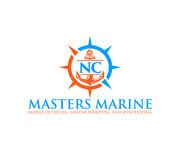 Masters Marine Logo - Entry #139