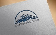 Peak Vantage Wealth Logo - Entry #198