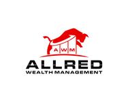 ALLRED WEALTH MANAGEMENT Logo - Entry #137