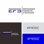 Empowered Financial Strategies Logo - Entry #337