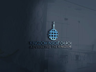 Kingdom Insight Church  Logo - Entry #24
