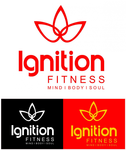 Ignition Fitness Logo - Entry #69