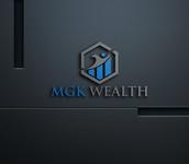 MGK Wealth Logo - Entry #105