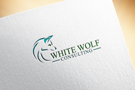 White Wolf Consulting (optional LLC) Logo - Entry #250