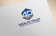 4P Wealth Trust Logo - Entry #320