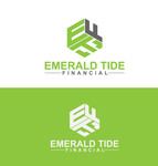 Emerald Tide Financial Logo - Entry #223