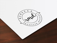 Rebecca Munster Designs (RMD) Logo - Entry #265
