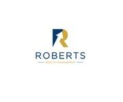 Roberts Wealth Management Logo - Entry #268