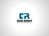 Dun Right Spray Foam and Coating LLC Logo - Entry #66
