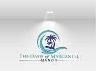The Oasis @ Marcantel Manor Logo - Entry #89