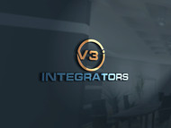 V3 Integrators Logo - Entry #303