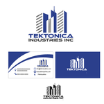 Tektonica Industries Inc Logo - Entry #232