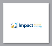 Impact Financial coaching Logo - Entry #147