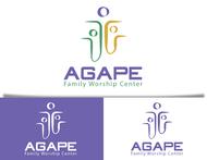 Agape Logo - Entry #3