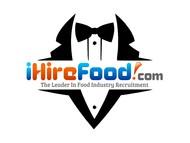 iHireFood.com Logo - Entry #115