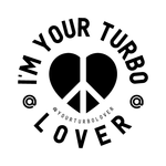 I'm Your Turbo Lover Logo - Entry #1