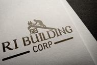 RI Building Corp Logo - Entry #48