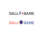 Ball Game Logo - Entry #178