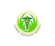 Lawn Fungus Medic Logo - Entry #21