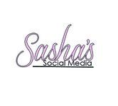 Sasha's Social Media Logo - Entry #25