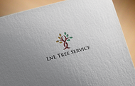 LnL Tree Service Logo - Entry #176