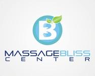 MASSAGE BLISS CENTER Logo - Entry #32
