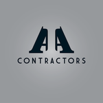 AIA CONTRACTORS Logo - Entry #1