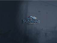 Sunshine Homes Logo - Entry #136