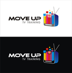 Move Up TV Training  Logo - Entry #90
