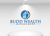 Budd Wealth Management Logo - Entry #89