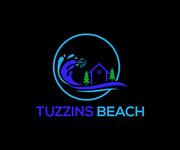 Tuzzins Beach Logo - Entry #36