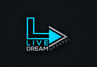 LiveDream Apparel Logo - Entry #270