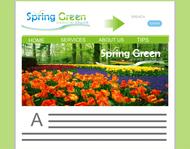 Spring Green Memorial Church Logo - Entry #62