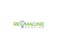 Reimagine Roofing Logo - Entry #192