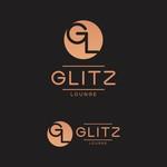 Glitz Lounge Logo - Entry #163