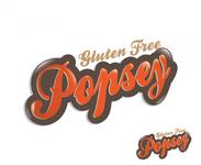 gluten free popsey  Logo - Entry #63