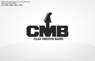Clay Melton Band Logo - Entry #117